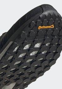 adidas Performance - SOLAR GLIDE 19 SHOES - Hardloopschoenen neutraal - black - 11