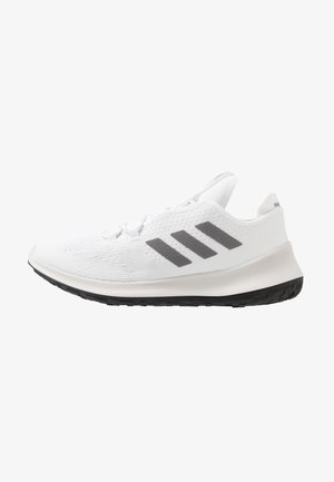 SENSEBOUNCE + ACE - Zapatillas de running neutras - footwear white/grey three/crystal white