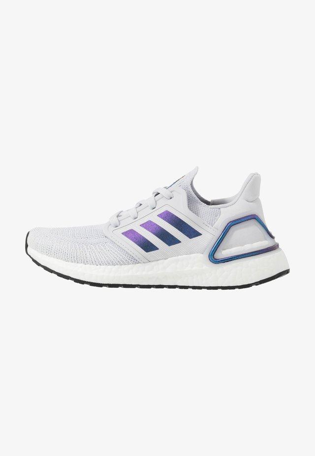 ULTRABOOST 20  - Neutral running shoes - dash grey/blue violet metallic/core black