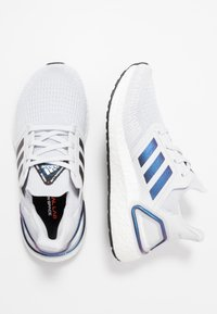 adidas Performance - ULTRABOOST 20  - Zapatillas de running neutras - dash grey/blue violet metallic/core black - 1
