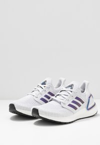 adidas Performance - ULTRABOOST 20  - Zapatillas de running neutras - dash grey/blue violet metallic/core black - 2