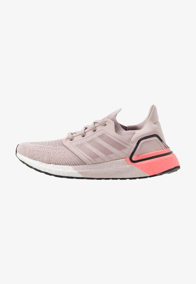 ULTRABOOST 20  - Zapatillas de running neutras - new rose/light flash red