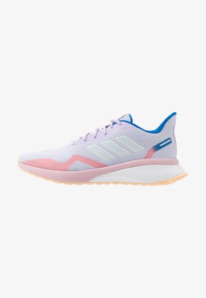 NOVAFVSE X - Laufschuh Neutral - purple tint/sky tint/glow orange
