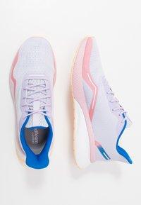 adidas Performance - NOVAFVSE X - Obuwie do biegania treningowe - purple tint/sky tint/glow orange - 1