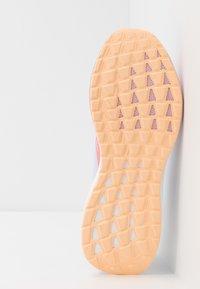 adidas Performance - NOVAFVSE X - Obuwie do biegania treningowe - purple tint/sky tint/glow orange - 4