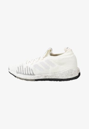 PULSEBOOST HD  - Laufschuh Neutral - chalk white/footwear white/grey two