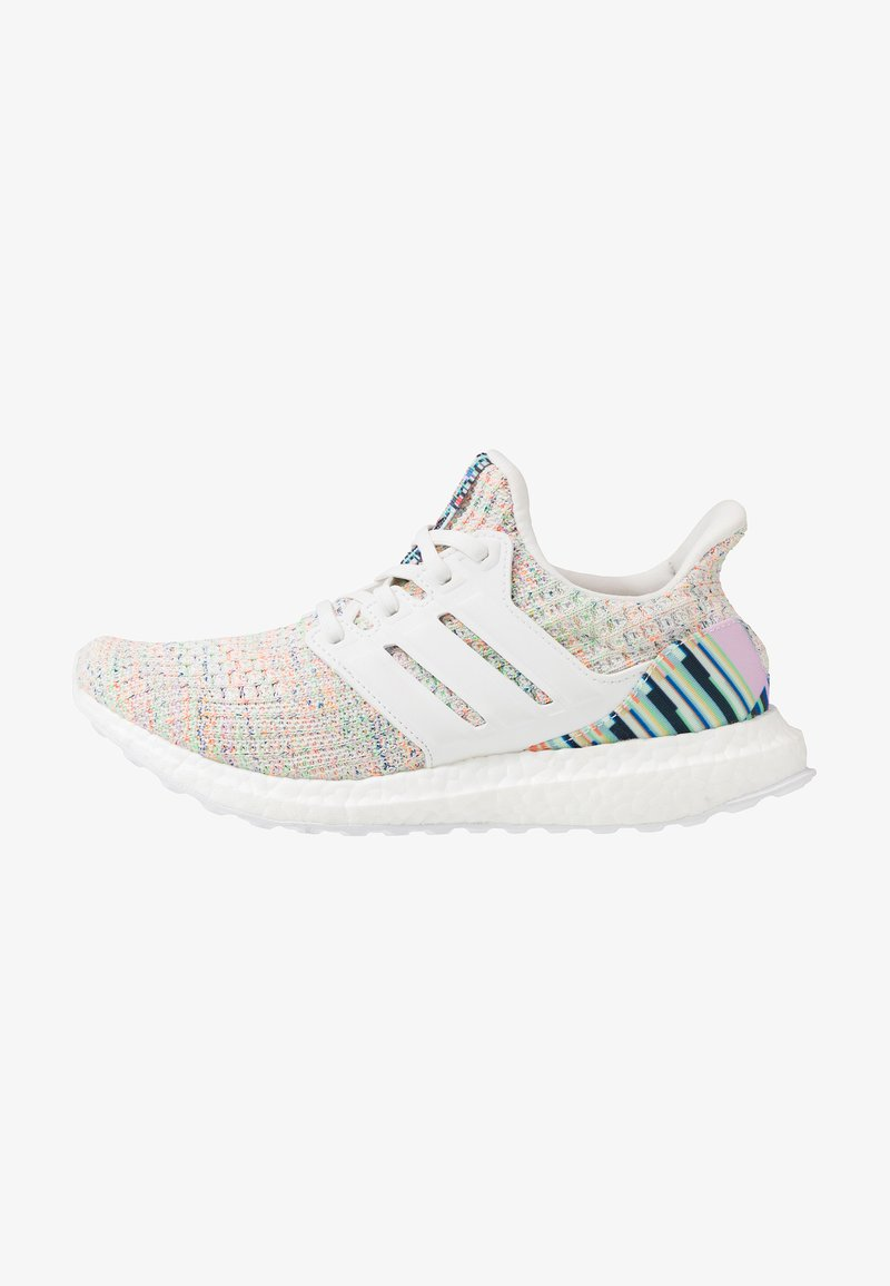 adidas Performance - ULTRABOOST - Neutral running shoes - crystal white/glow green