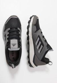 adidas Performance - TERREX AGRAVIC TR UB - Zapatillas de trail running - core black/grey three/grey six - 1