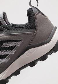 adidas Performance - TERREX AGRAVIC TR UB - Zapatillas de trail running - core black/grey three/grey six - 5