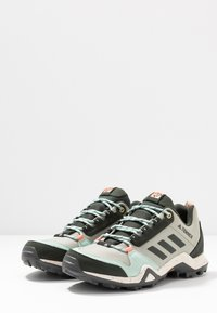 adidas Performance - TERREX AX3 BLUESIGN - Hiking shoes - fear grey/legend earth/grey tint - 2
