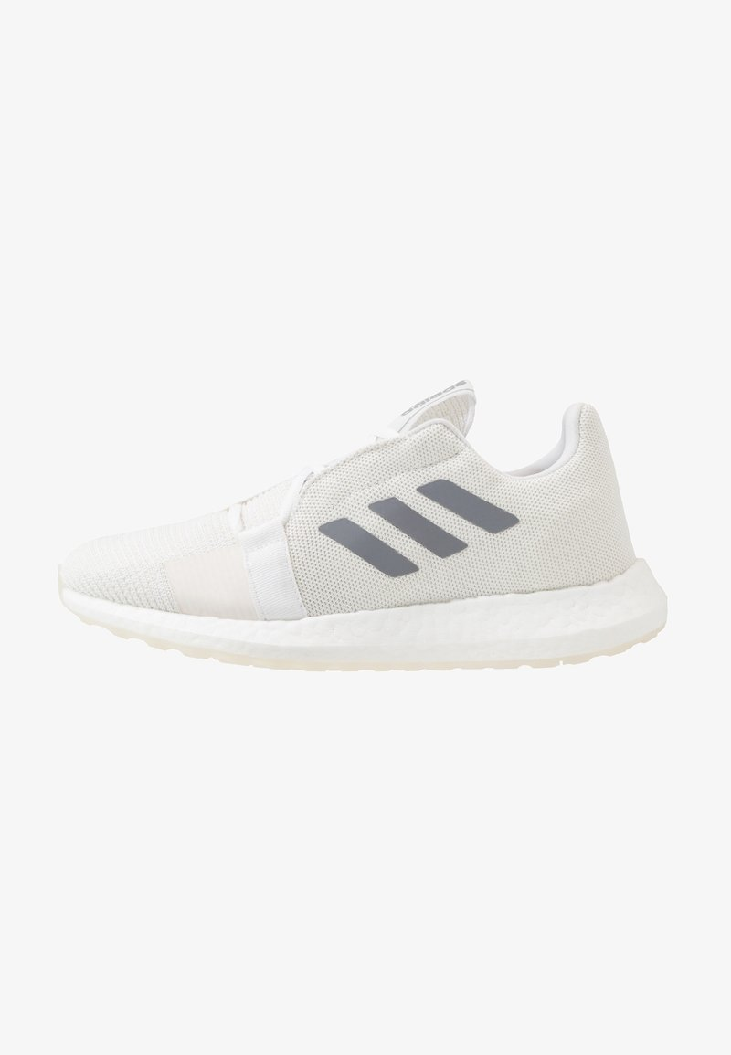adidas Performance - SENSEBOOST GO - Hardloopschoenen neutraal - footwear white/grey three/cloud white