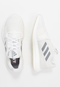 adidas Performance - SENSEBOOST GO - Neutral running shoes - footwear white/grey three/cloud white - 1