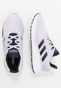 adidas Performance - DURAMO 9 - Obuwie do biegania treningowe - purple tint/legend ink/footwear white