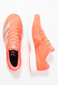 adidas Performance - ADIZERO RC 2 - Neutral running shoes - signal coral/silver metallic/footwear white - 1