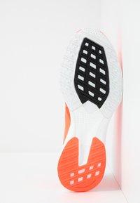 adidas Performance - ADIZERO RC 2 - Neutral running shoes - signal coral/silver metallic/footwear white - 4