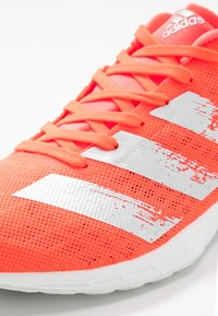 adidas Performance - ADIZERO RC 2 - Neutral running shoes - signal coral/silver metallic/footwear white - 5