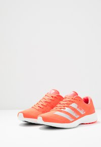 adidas Performance - ADIZERO RC 2 - Neutral running shoes - signal coral/silver metallic/footwear white - 2