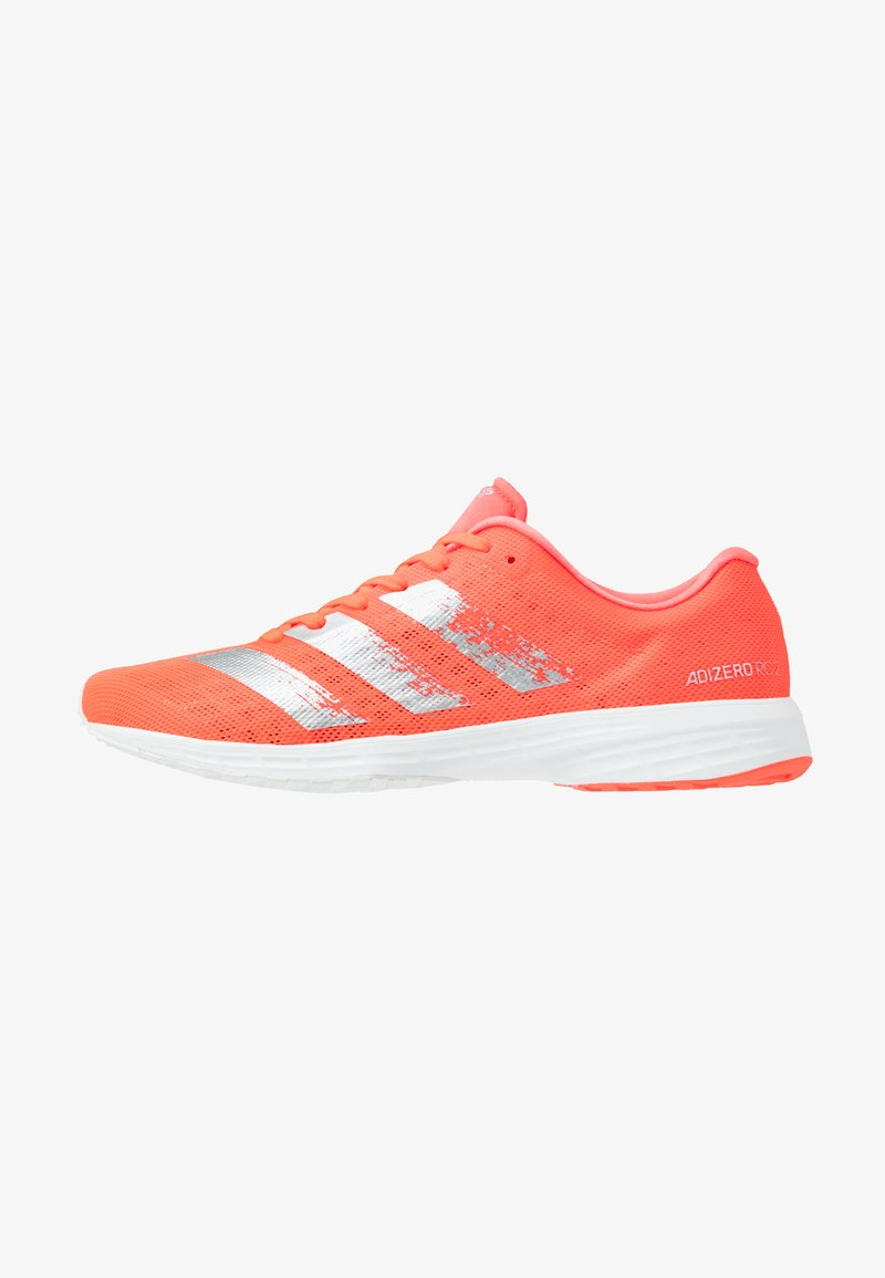 adidas Performance - ADIZERO RC 2 - Neutral running shoes - signal coral/silver metallic/footwear white
