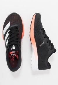 adidas Performance - ADIZERO RC 2 - Laufschuh Neutral - core black/footwear white - 1