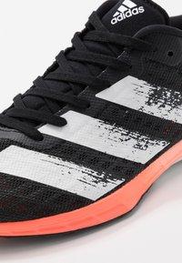 adidas Performance - ADIZERO RC 2 - Laufschuh Neutral - core black/footwear white - 5