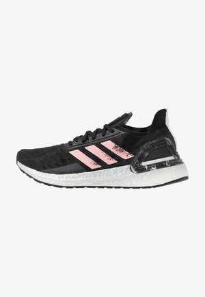 ULTRABOOST PB - Zapatillas de running neutras - core black/glow pink/footwear white