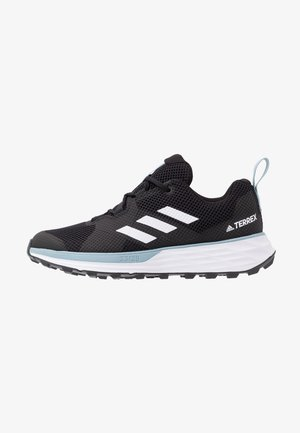 TERREX TWO - Obuwie do biegania Szlak - core black/footwear white/ash grey