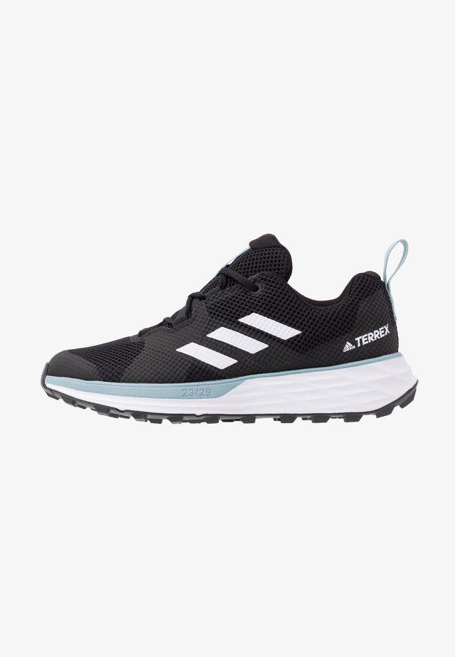 TERREX TWO - Trail hardloopschoenen - core black/footwear white/ash grey