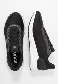 adidas Performance - SOLAR RIDE - Sports shoes - core black/night metallic/grey six - 1