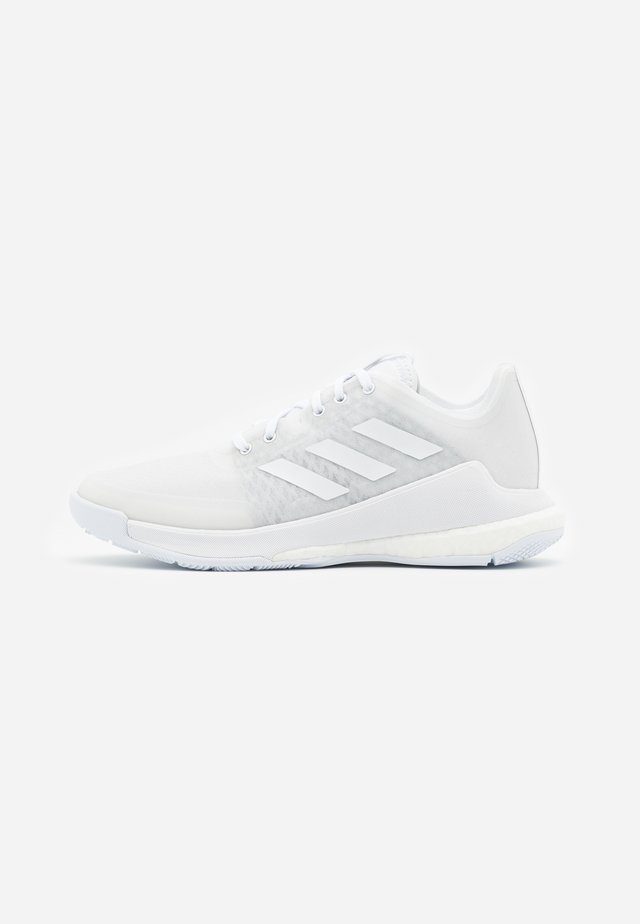CRAZY FLIGHT BOOST INDOOR - Volleyballschuh - footwear white