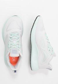 adidas Performance - EDGE RC 3 - Obuwie do biegania treningowe - dash grey/silver metallic/dash green - 1