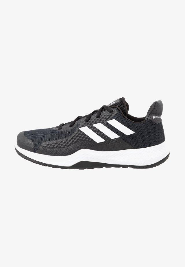 FITBOUNCE TRAINER - Sportschoenen - core black/footwear white/grey six