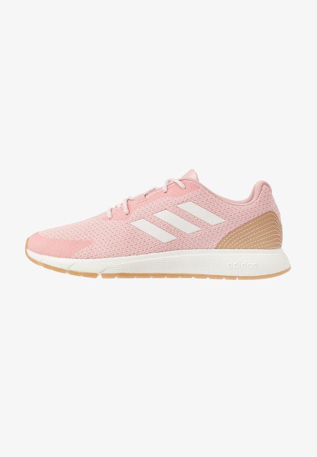 SOORAJ - Neutrální běžecké boty - pink spice/clear white/tagome