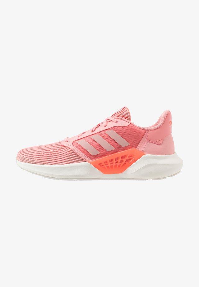 VENTICE - Zapatillas de running neutras - glow pink/pink spice/signal coral
