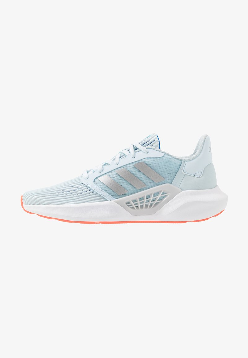 adidas Performance - VENTICE - Neutral running shoes - sky tint/metallic silver/glow blue