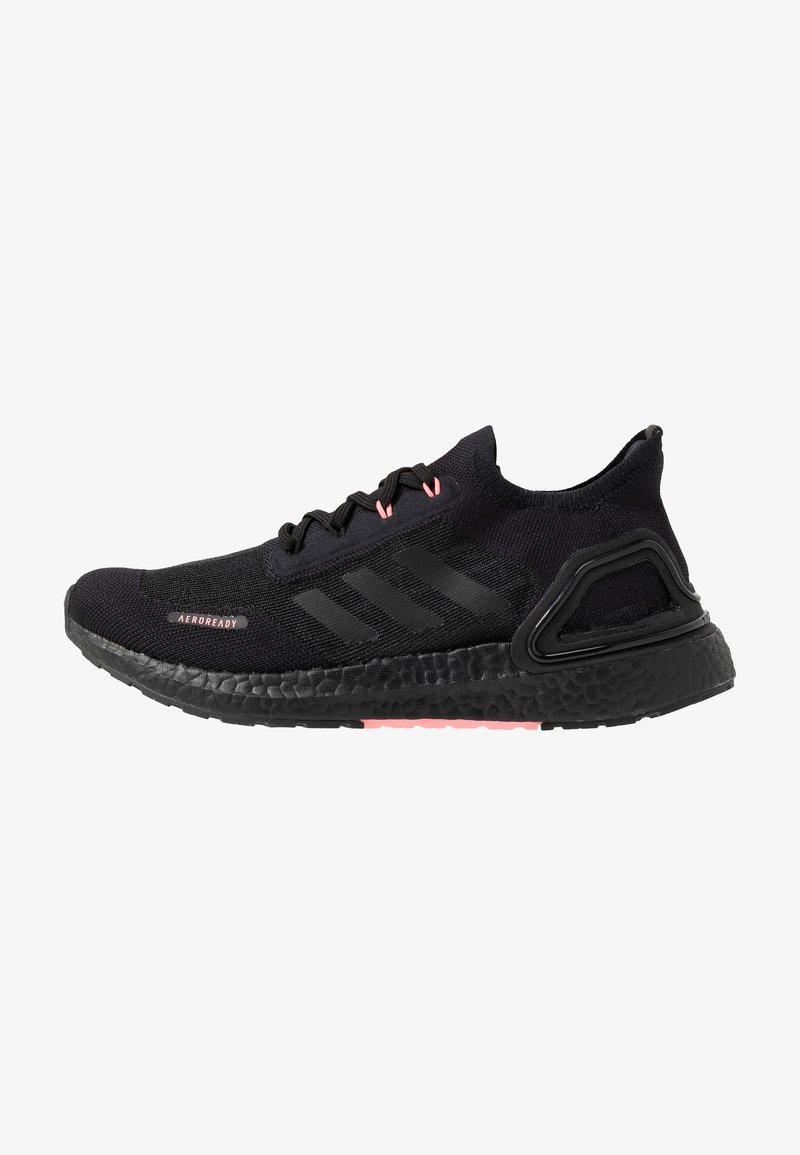 adidas Performance - ULTRABOOST A.RDY - Neutral running shoes - core black/light flash red