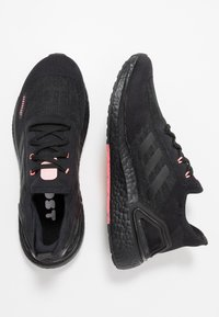 adidas Performance - ULTRABOOST A.RDY - Neutral running shoes - core black/light flash red - 1