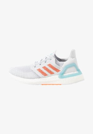 ULTRABOOST 20 PRIMEBLUE  - Obuwie do biegania treningowe - grey/true orange/blue spirit