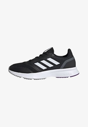NOVA FLOW SHOES - Stabilty running shoes - black