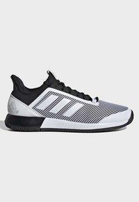 adidas Performance - DEFIANT BOUNCE 2.0 SHOES - Clay court tennissko - black - 6