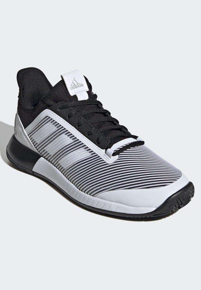 Adidas Performance Defiant Bounce 2.0 Shoes - Clay Court Tennissko Black