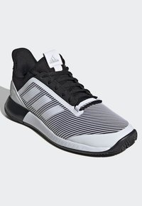 adidas Performance - DEFIANT BOUNCE 2.0 SHOES - Clay court tennissko - black - 3