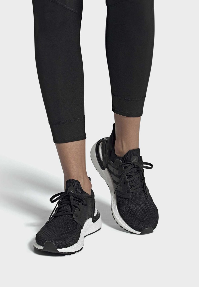 adidas Performance - ULTRABOOST 20 SHOES - Trainers - black