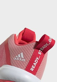 adidas Performance - FORTARUN X SHOES - Neutral running shoes - glory pink - 6
