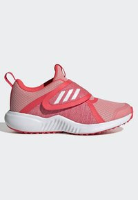 adidas Performance - FORTARUN X SHOES - Neutral running shoes - glory pink - 4