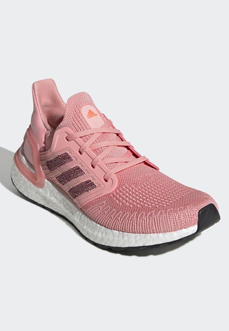 Adidas Performance Ultraboost 20 Shoes - Neutrala Löparskor Pink