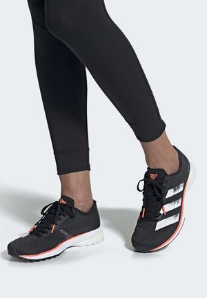 ADIZERO ADIOS 5 SHOES - Competition running shoes - black