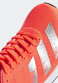 adidas Performance - ADIZERO BOSTON 8 SHOES - Neutral running shoes - orange - 10