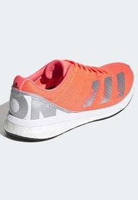 adidas Performance - ADIZERO BOSTON 8 SHOES - Neutral running shoes - orange - 4
