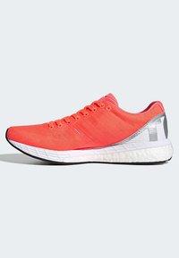 adidas Performance - ADIZERO BOSTON 8 SHOES - Neutral running shoes - orange - 6