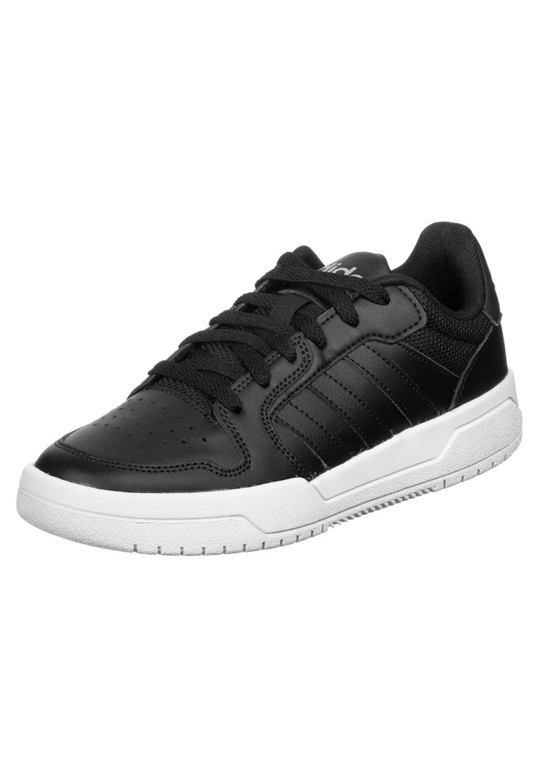 Adidas Performance Entrap - Chaussures De Basket Core Black/metallic Silver